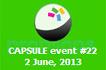 เปลี่ยนแปลงวันจัดงาน Capsule Event #22