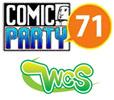 เพิ่มงาน Comic Party 71st