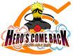 เปลี่ยนสถานที่จัดงาน Hero's Come Back