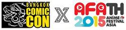 [New Event] เพิ่มงาน Bangkok Comic Con x Anime Festival Asia Thailand 2015