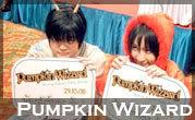 Pumpkin Wizard