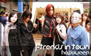 J-Trends in Town by MBK Mainichi [Halloween]