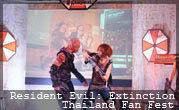 Resident Evil : Extinction Thailand Fan Fest