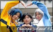 Comicon Road #3