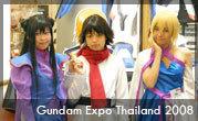 Gundam Expo Thailand 2008
