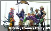 Vibulkij Comics Party #9 Manga Town