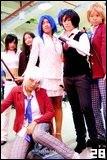 Cosplay Gallery - Free Market Dojinshi