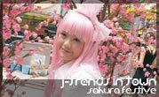 J-Trends in Town Sakura Festive