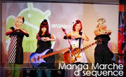 Manga Marche a sequence
