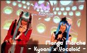 Manga Marche' – Kyoani x Vocaloid –