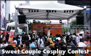 Sweet Couple Cosplay Contest