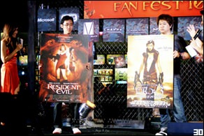Cosplay Gallery - Resident Evil Afterlife Thailand Fan Fest 2010