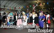 Amazing Thailand's Best Cosplay
