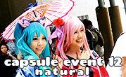 Capsule Event #12 Natural