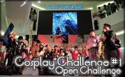 Cosplay Challenge #1: Open Challenge