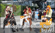 Cosplay & Cover Party by AU