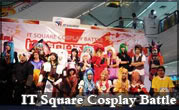 IT Square Cosplay Battle