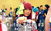 Kaitou Party #3 on the beach