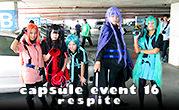 Capsule Event #16 Respite