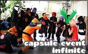 Capsule Event Infinite