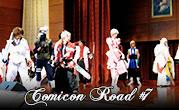 Comicon Road #7 Kokoro