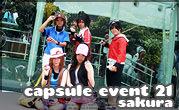 Capsule Event #21 Sakura