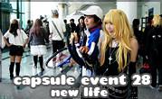 Capsule Event #28 New Life
