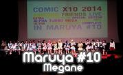 Maruya #10 Megane