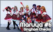Maruya #6 Gingham Checks