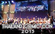 Thailand Comic Con 2015