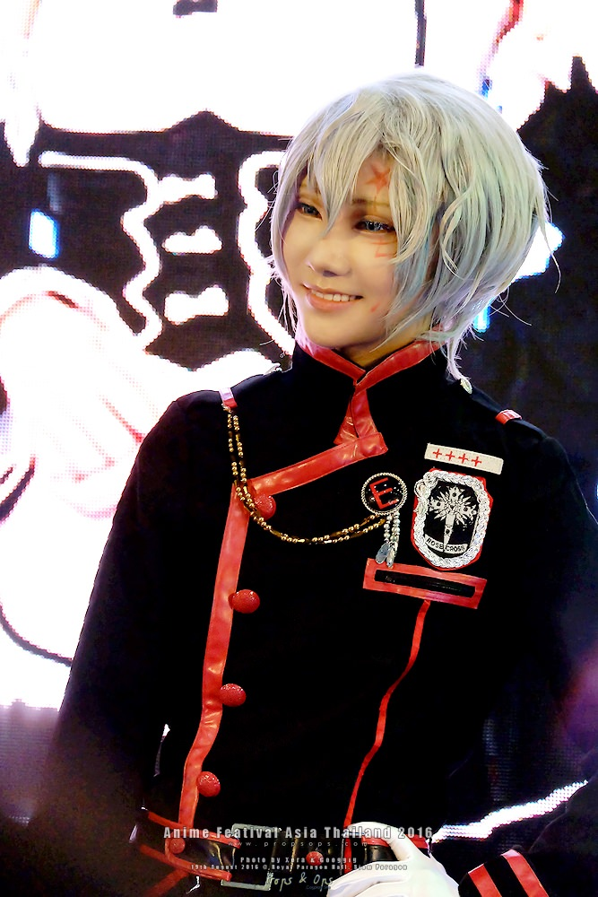 Interview | Hikarin .. the cool and beauty cosplayer in AFATH 2016