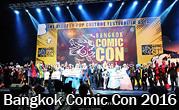 Bangkok Comic Con 2016