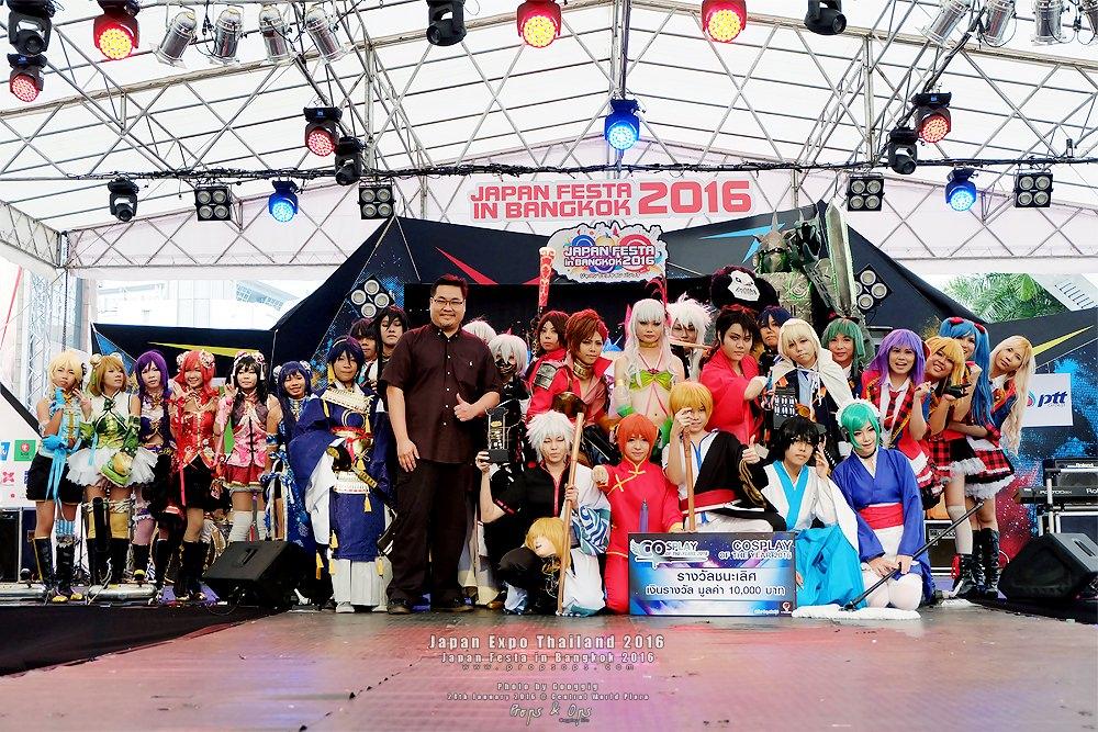 Scope | คนทะลัก! กับมหกรรมญี่ปุ่นแห่งปี Japan Expo Thailand 2016