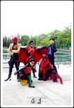 Cosplay Gallery - Movies Carnival IV