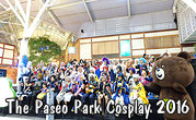 The Paseo Park Cosplay 2016