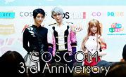 COSCOM 3rd Anniversary