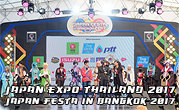 Japan Expo Thailand 2017 :: Japan Festa in Bangkok 2017