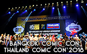 Bangkok Comic Con x Thailand Comic Con 2018