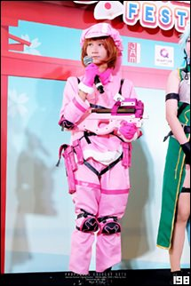 Cosplay Gallery - Jamnime Festival Cosplay Contest
