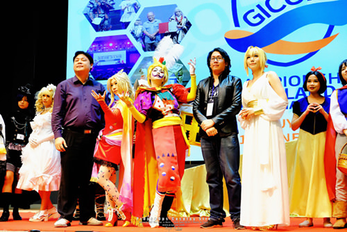 Cosplay Gallery - GICOF International Cosplay Championship Thailand Preliminary Winner