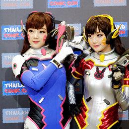 Interview | AZA & BAILY สองสาวคอสเพลย์สุดสไปซี่จากเกาหลีในงาน Thailand Comic Con 2017