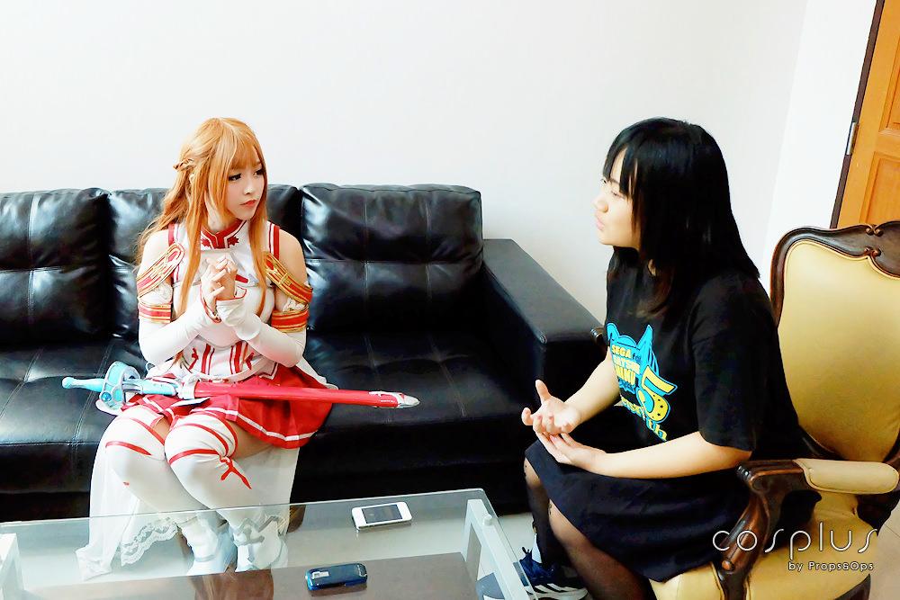 Interview | BAOBAO สาวน้อยคอสเพลย์สุดน่ารักในงาน COSCOM 3rd Anniversary