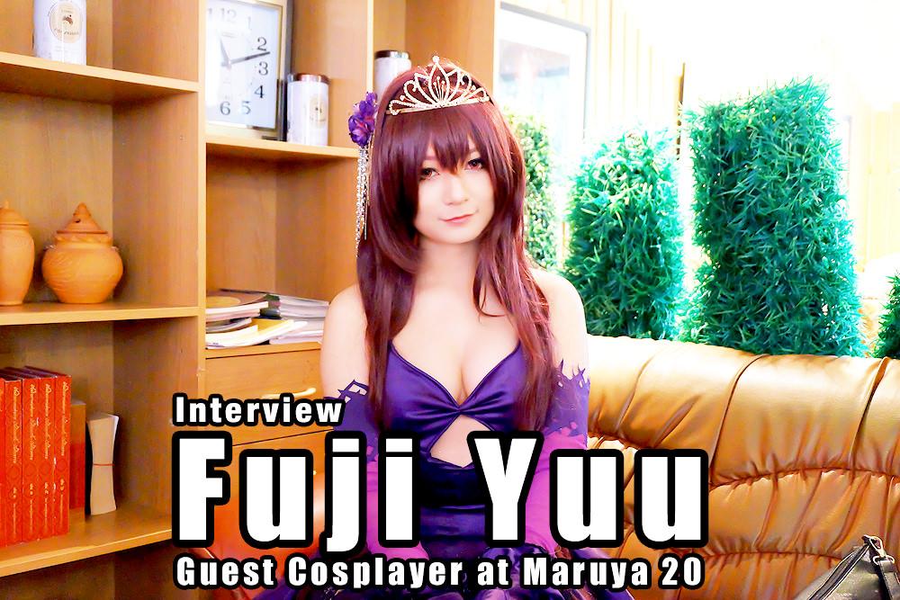 Interview   คุยกับ FujiYuu คอสเพลย์สาวผู้งดงามจากเวียดนามในงาน Maruya #20
