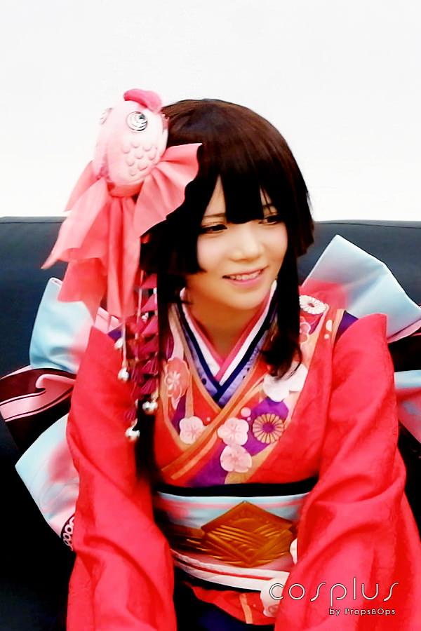 Interview | Miu คอสเพลย์สาวน้อยน่ารักจากเวียดนามในงาน COSCOM : Sakura Hanami