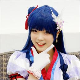 Interview | พูดคุยกับ TUNA Cosplayer สาวน้อยน่ารักจากเกาหลีในงาน Maruya #19