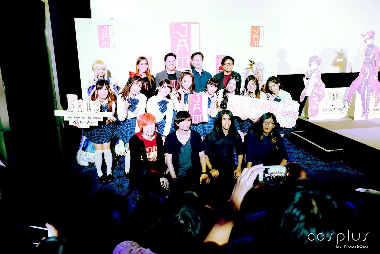 PRESS | เปิดตัวโปรเจค J.A.M Japan Anime Movie Thailand แหล่งสำหรับคนรักภาพยนตร์อนิเมชั่นญี่ปุ่น