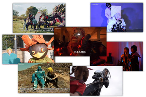 รายงานสรุป World Cosplay Summit 2021 Video Division