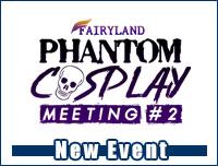 New Event | เพิ่มงาน Phantom Cosplay Meeting #2