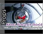 อัพอุปกรณ์เสริม Akemi Homura' Shield