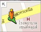 เพิ่มปุ่ม Google Street View ในตารางงานคอสเพลย์